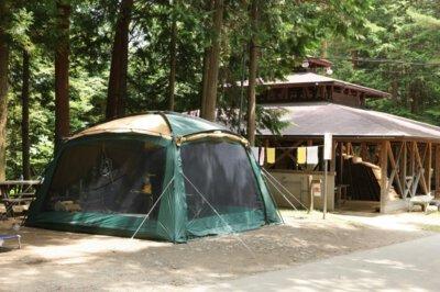 信州大芝高原オートキャンプ場