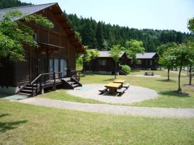 新発田市滝谷森林公園