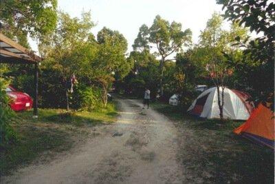 伊都乃国白糸オートキャンプ場