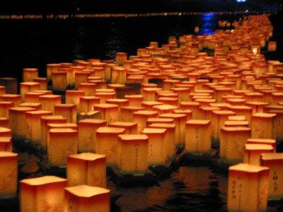 九頭竜フェスティバル2019永平寺大燈籠ながし