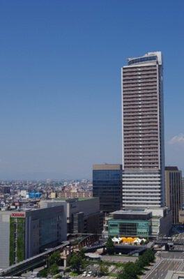 岐阜シティ・タワー43 展望室