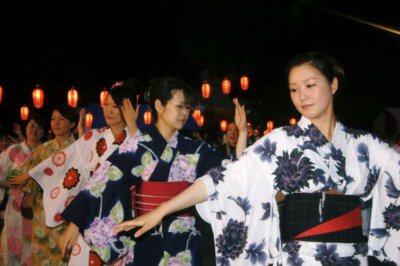 第17回日比谷公園丸の内音頭大盆踊り大会