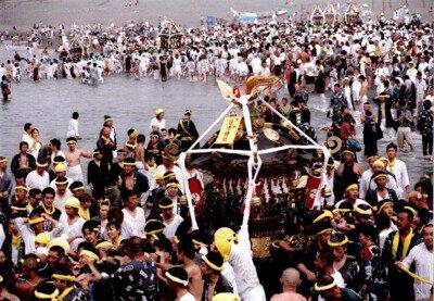【2020年開催なし】茅ヶ崎海岸浜降祭