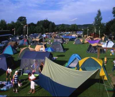 津別21世紀の森キャンプ場