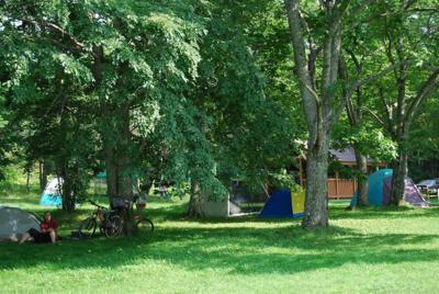 塘路元村キャンプ場