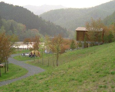 富里湖森林公園キャンプ場