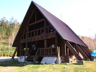 天塩岳キャンプ場