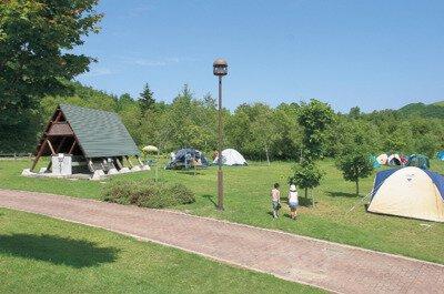サホロ湖キャンプ場