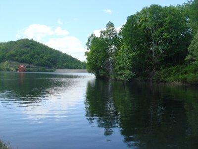 ほろかない湖公園キャンプ場