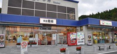 中井PA(上り線)