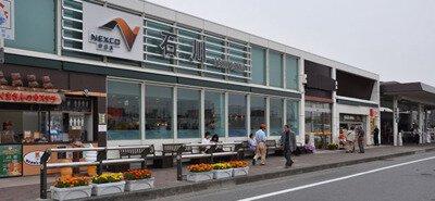 石川PA(上り線)