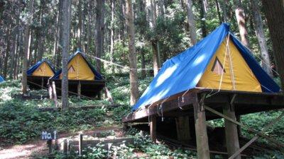 小平の里キャンプ場
