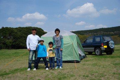 マザー牧場オートキャンプ場