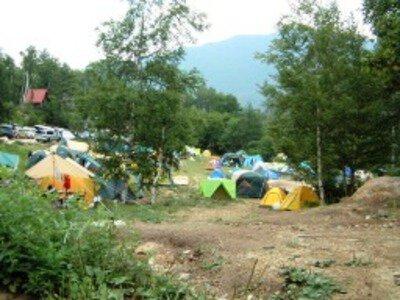 廻り目平・ふれあいの森キャンプ場
