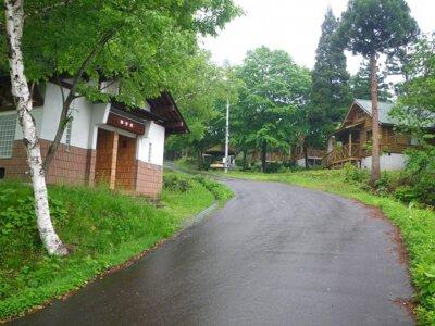 富山市21世紀の森杉ヶ平キャンプ場