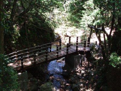 多利区営日ヶ奥渓谷の森キャンプ場