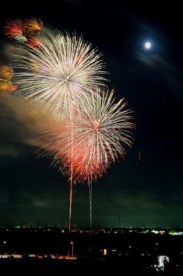 【2020年開催なし】第43回綾瀬市商工会青年部花火大会