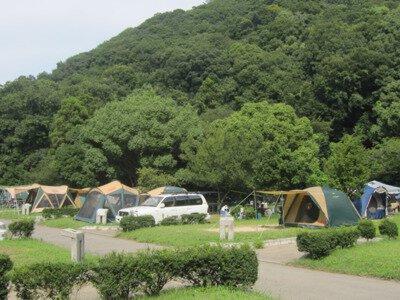 休暇村紀州加太オートキャンプ場