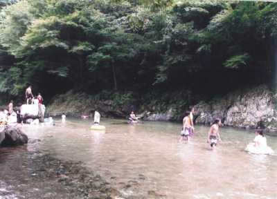 須川家族村オートキャンプ場