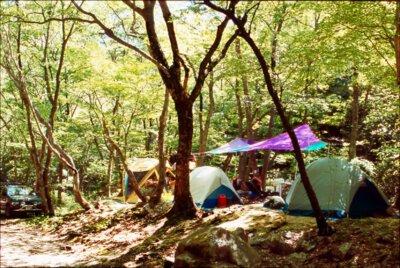 吉舎いこいの森キャンプ場
