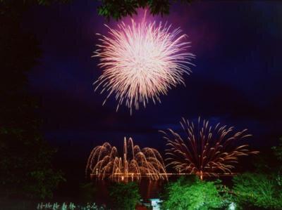 支笏洞爺国立公園指定70周年記念   第69回支笏湖湖水まつり