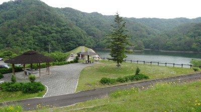 香六ダム公園
