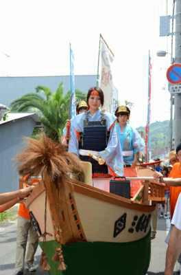 【2020年開催なし】三島水軍 鶴姫まつり