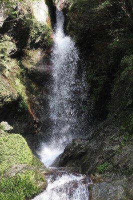 虹の滝キャンプ場