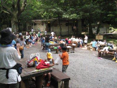 【営業中止】轟峡キャンプ村