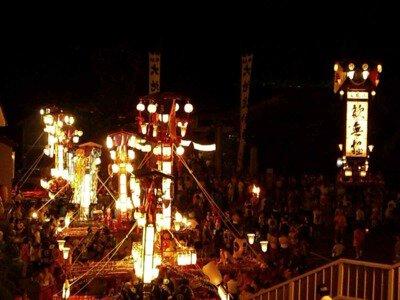 【2020年開催なし】七尾祇園祭