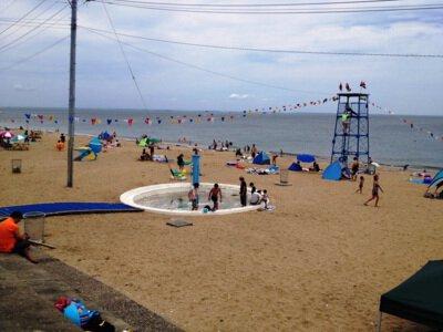 千代崎海水浴場