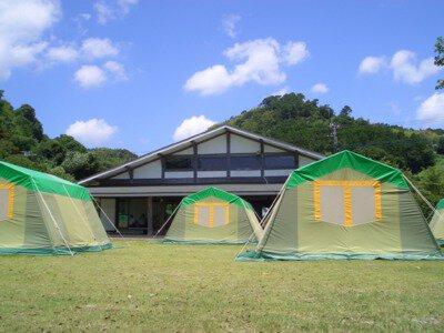 あづま海水浴場・松ケ平キャンプ場