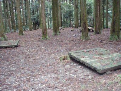 【臨時休場】帆柱市民キャンプ場