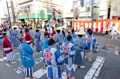 【2020年開催なし】高森風鎮祭