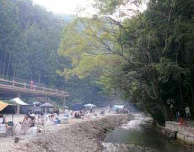 【一部休止】光滝寺キャンプ場