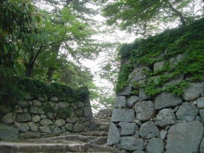 松阪公園(松坂城跡)