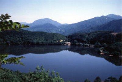 鵜の池キャンプ場