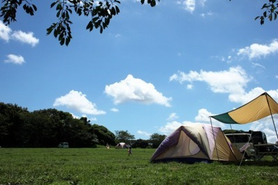 成田ゆめ牧場キャンプ場