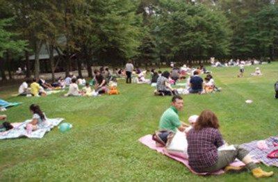 青葉公園ピクニック広場