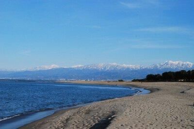 【2020年営業中止】岩瀬浜海水浴場