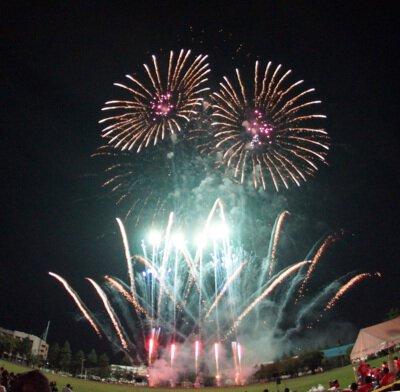 【2020年開催なし】第25回ひたちなか祭り花火大会