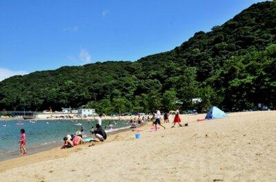 【2020年営業中止】大浜海水浴場