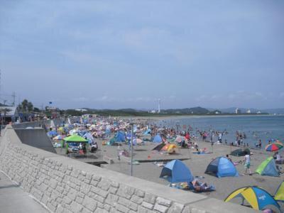 【2020年営業中止】南千倉海水浴場