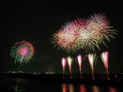 【2020年開催なし】第43回流山花火大会