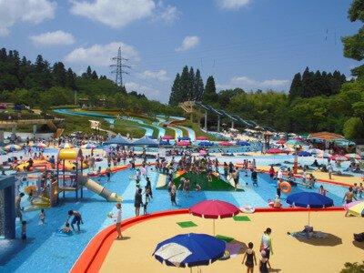 県民公園太閤山ランド プールひろば