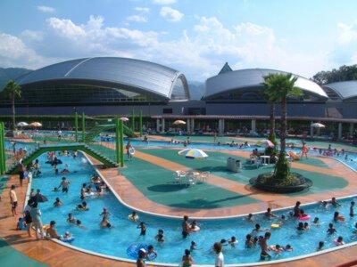 【2020年プール営業中止】橋本市運動公園プール