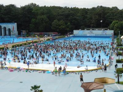 【2020年プール営業中止】さいたま水上公園 プール