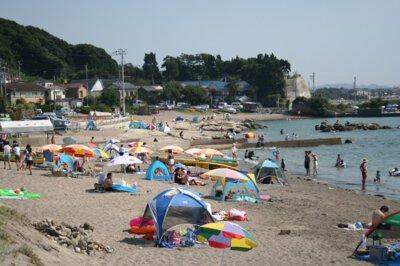 【2020年営業中止】豊岡海水浴場
