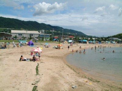 【2020年営業中止】尾崎海水浴場