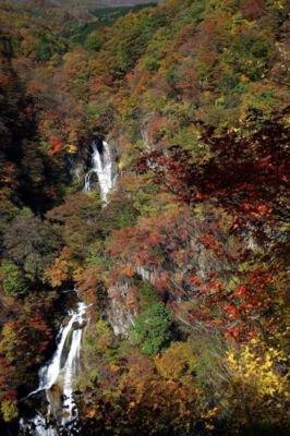 日光(霧降ノ滝)の紅葉